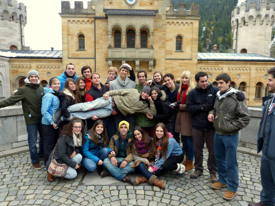 GERMANY > Education Abroad
